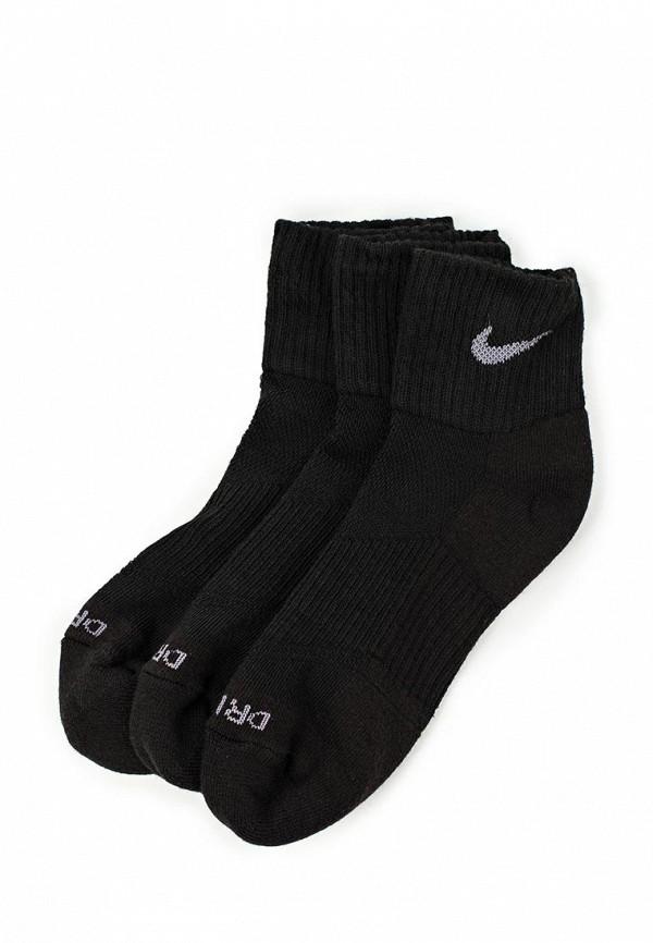 Комплект носков 3 шт. Nike 3PPK DRI-FIT CUSHION QUARTER