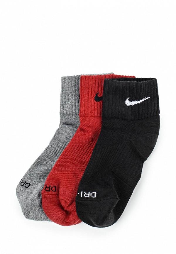 Комплект носков 3 пары Nike Nike NI464FUPKQ91 комплект носков 3 пары infinity kids
