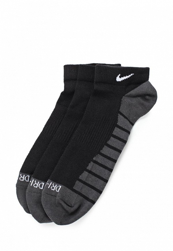 Комплект носков 3 пары Nike Nike NI464FUUHA82 комплект носков 3 пары infinity kids