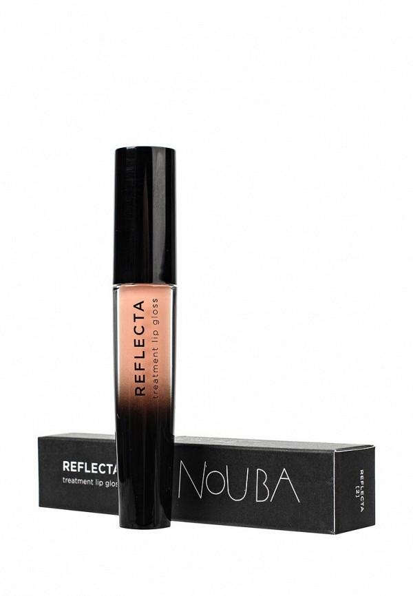Блеск Nouba для губ REFLECTA 2 3,5мл