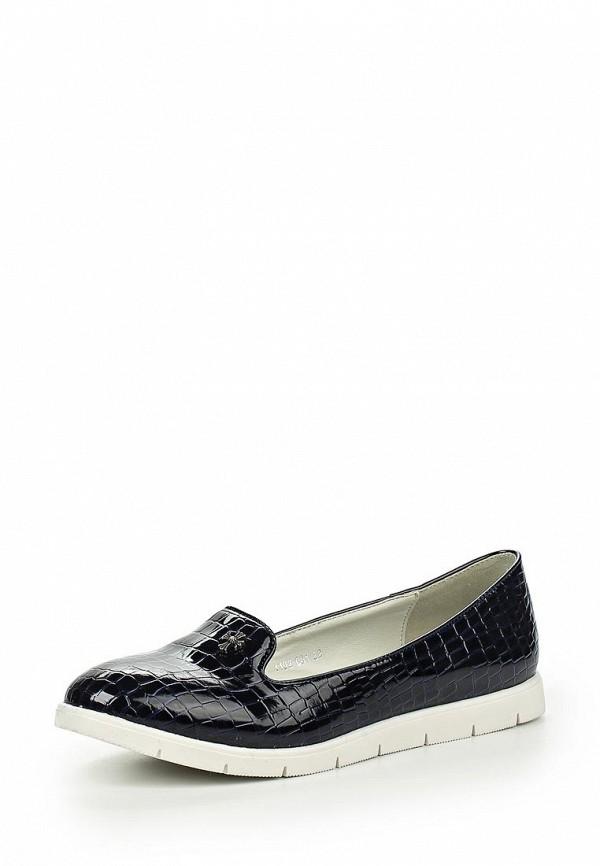 Туфли на плоской подошве Nobbaro 1102-001