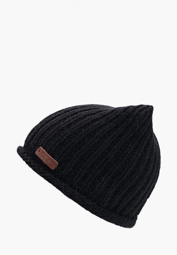 Фото - женскую шапку Noryalli черного цвета