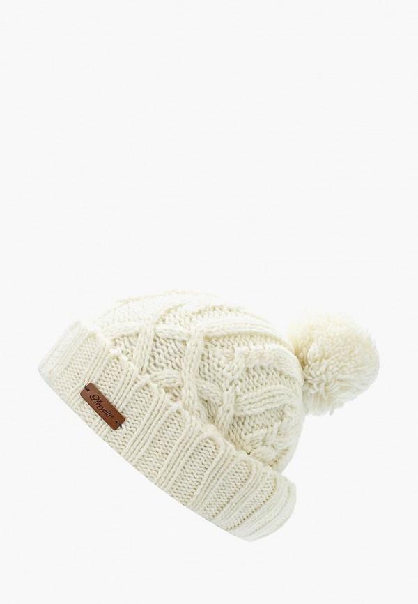 Фото - женскую шапку Noryalli белого цвета