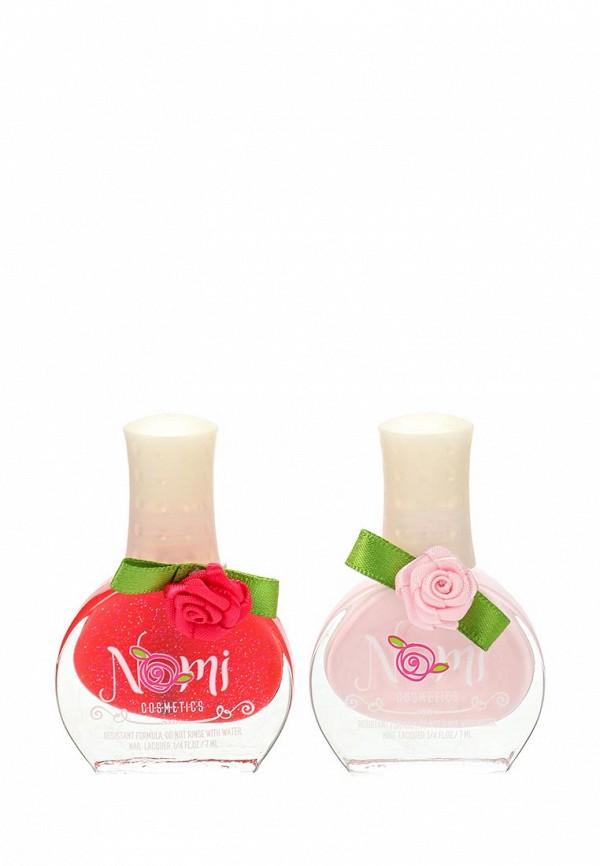 Набор лаков для ногтей Nomi Nomi NO028LKZYE70