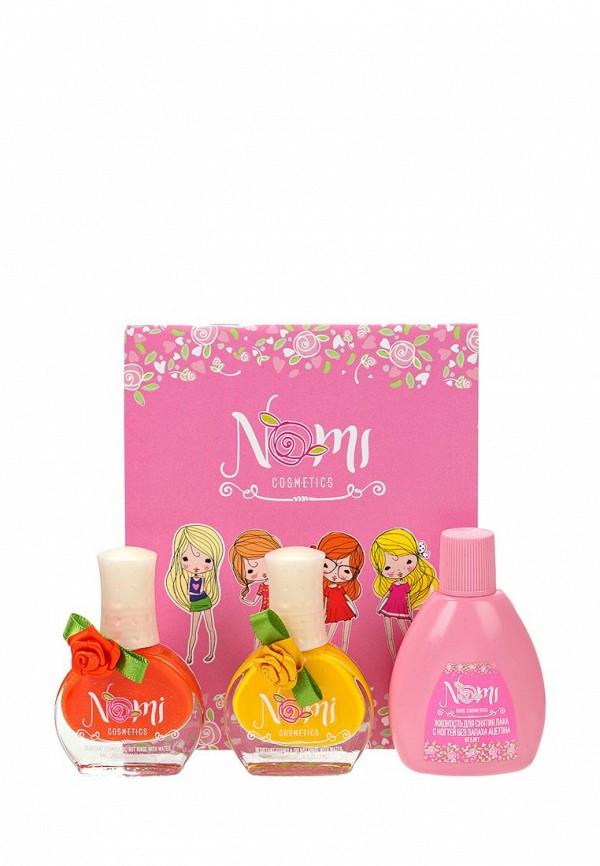 Набор лаков для ногтей Nomi Nomi NO028LKZYE71