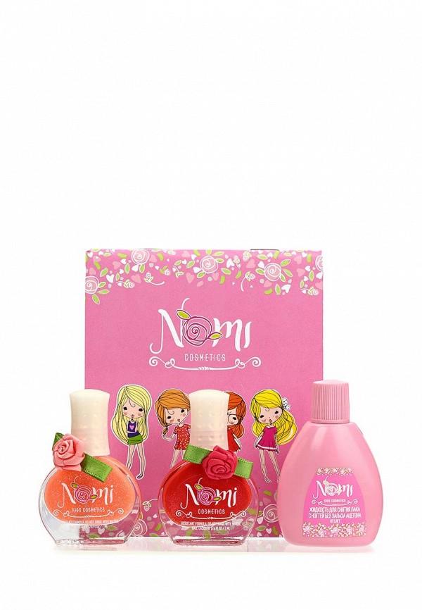 Набор лаков для ногтей Nomi Nomi NO028LKZYE72