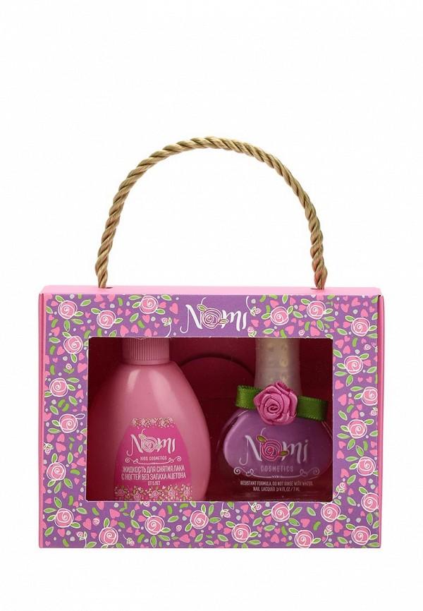 Набор лаков для ногтей Nomi Nomi NO028LKZYE80 les gobelins les gobelins накидка на диван bouquet francais 150х190 см