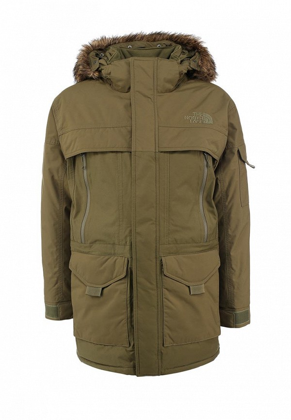 Пуховик North Face T0CP077D6