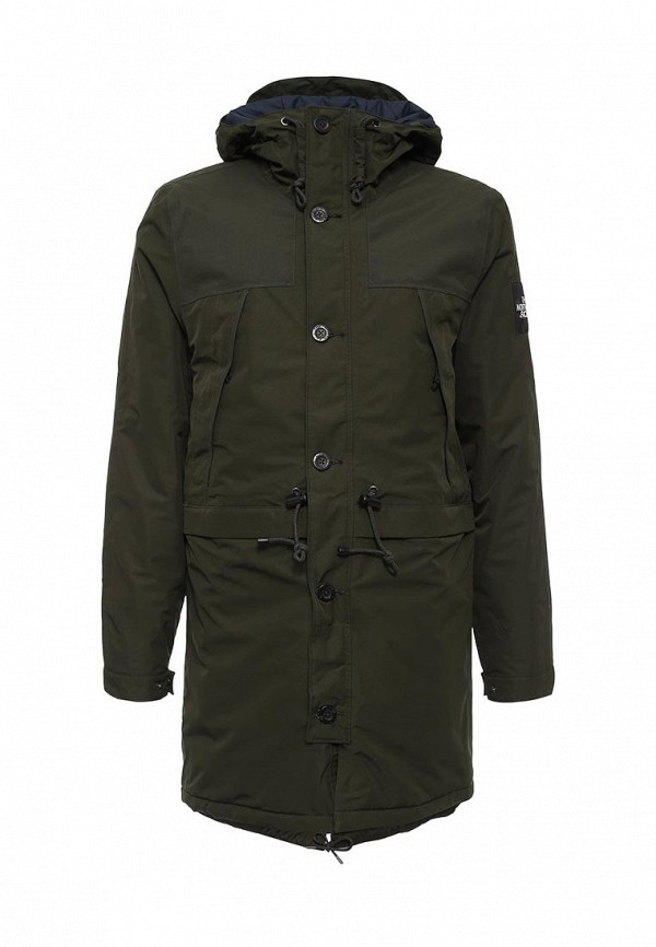 Утепленная куртка North Face T92TUJHDA
