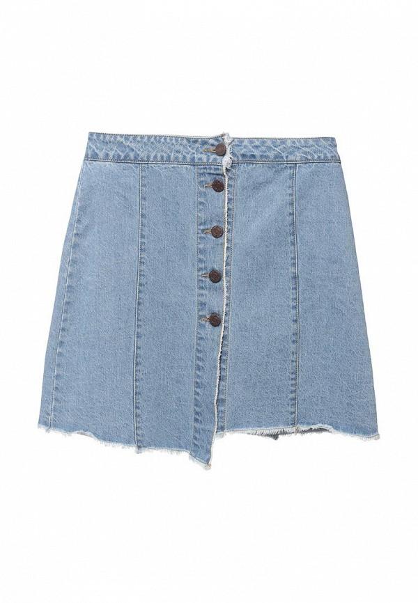 где купить Юбка джинсовая Noisy May Noisy May NO963EWPQE91 по лучшей цене