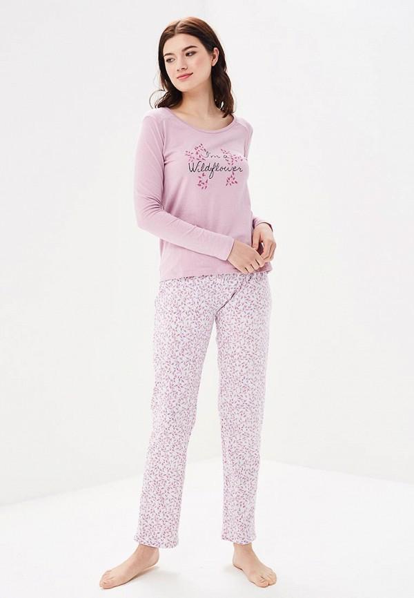 Пижама NYMOS NYMOS NY002EWAVJQ2 пижама turen цвет розовый