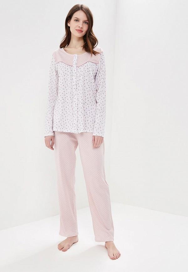 Пижама NYMOS NYMOS NY002EWAVKC1 пижама turen цвет розовый