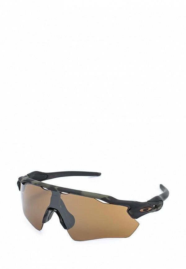 Очки солнцезащитные Oakley Oakley OA001DMZAA35 ostin толстовка с камуфляжным принтом