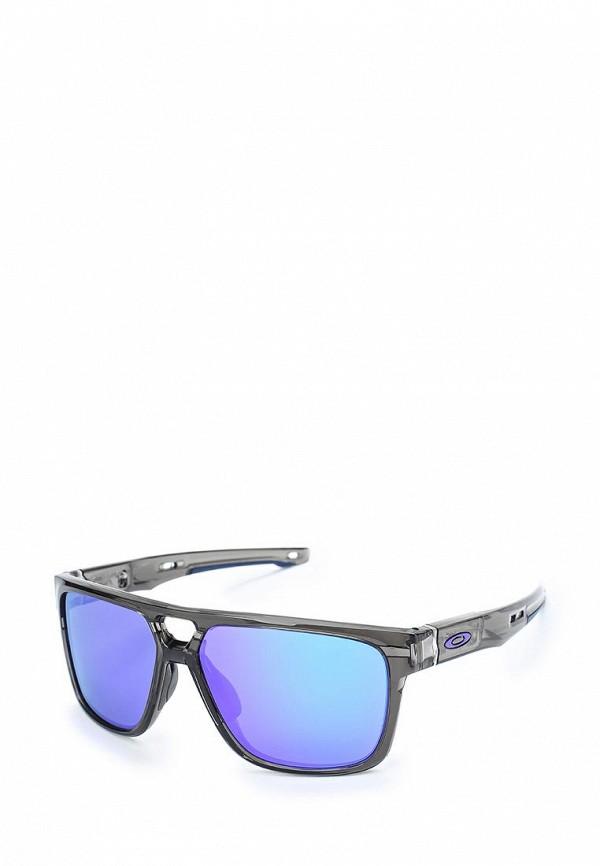 Очки солнцезащитные Oakley Oakley OA001DMZAA41 шлепанцы женские oakley agenda pool blue