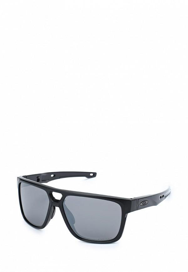 Очки солнцезащитные Oakley Oakley OA001DMZAA43 шлепанцы женские oakley agenda pool blue