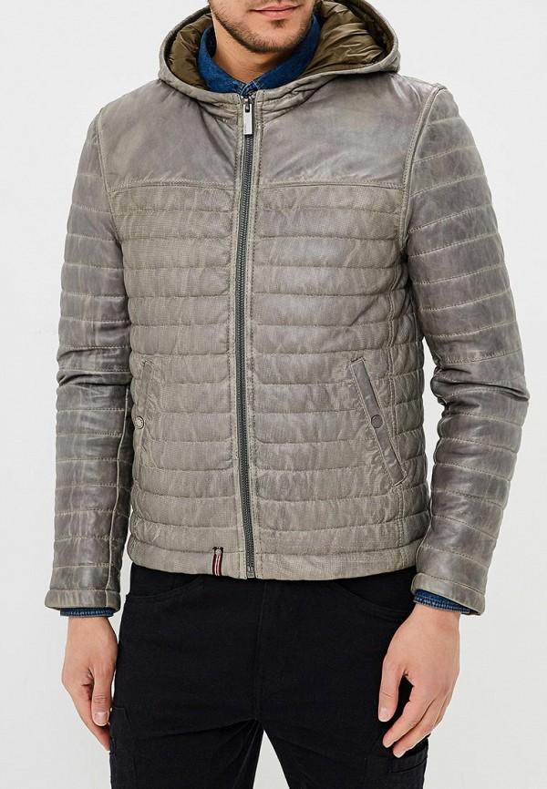 Куртка  серый цвета