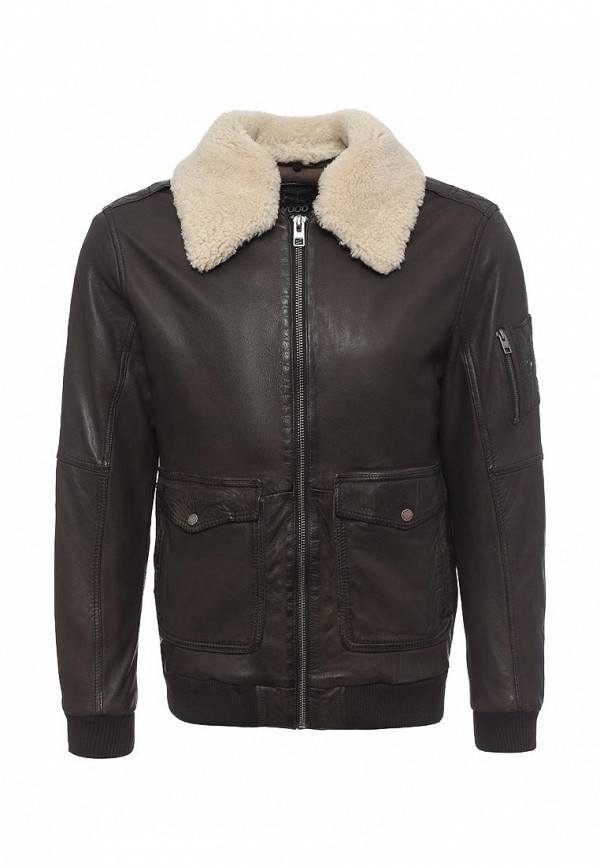 Кожаная куртка Oakwood 62095