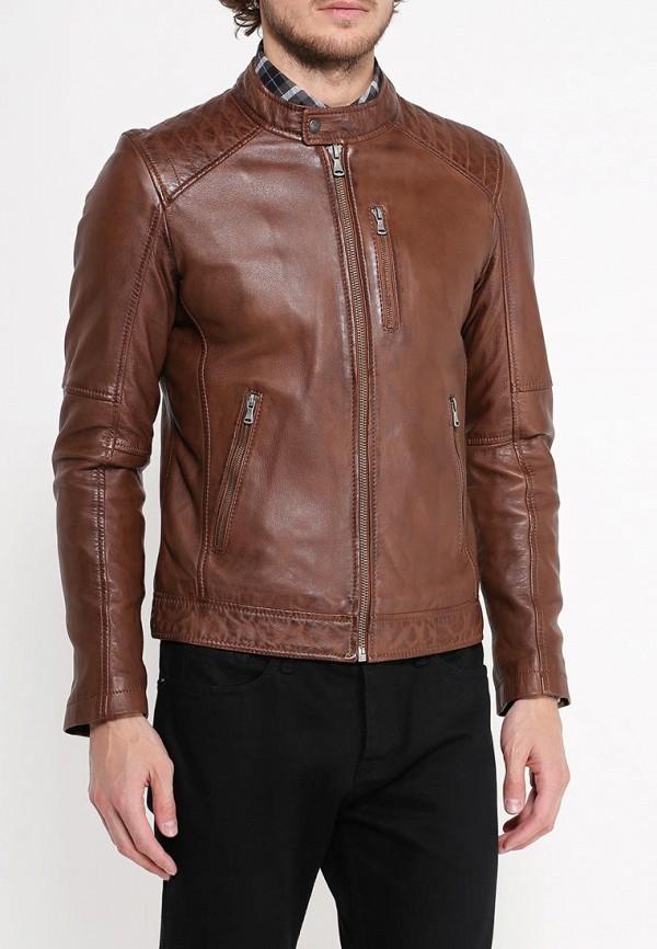 Куртка кожаная Oakwood Oakwood OA002EMPPL29