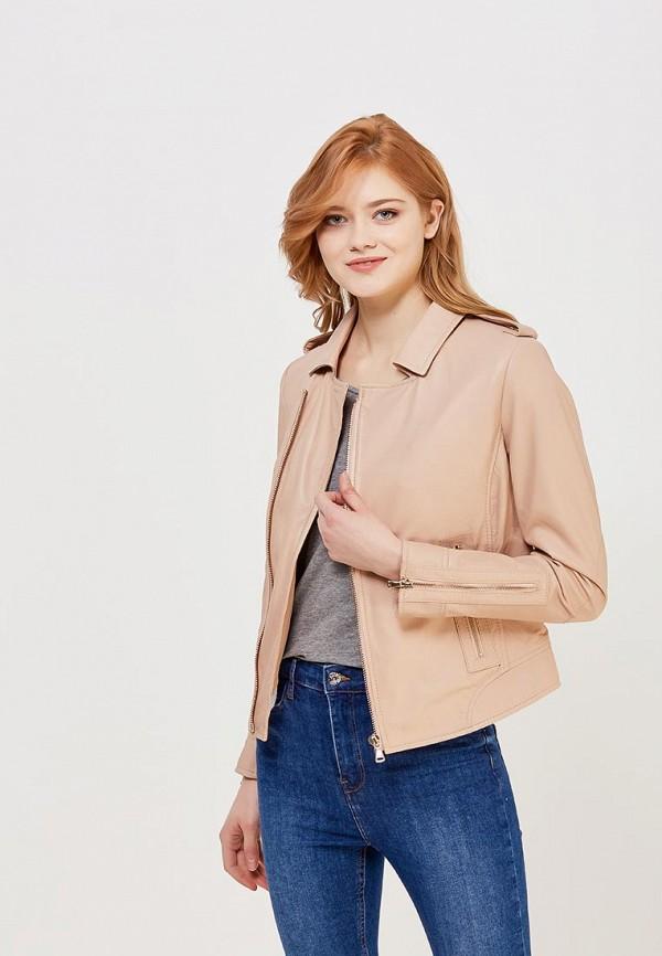 купить Куртка кожаная Oakwood Oakwood OA002EWAFZB0 дешево