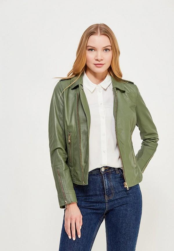 купить Куртка кожаная Oakwood Oakwood OA002EWAFZB1 дешево