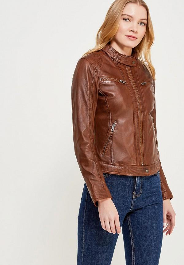 купить Куртка кожаная Oakwood Oakwood OA002EWAFZC2 дешево
