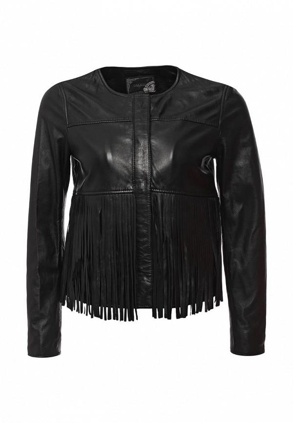 Кожаная куртка Oakwood 61954
