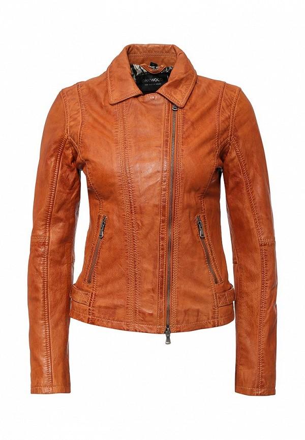 Куртка кожаная Oakwood 62056