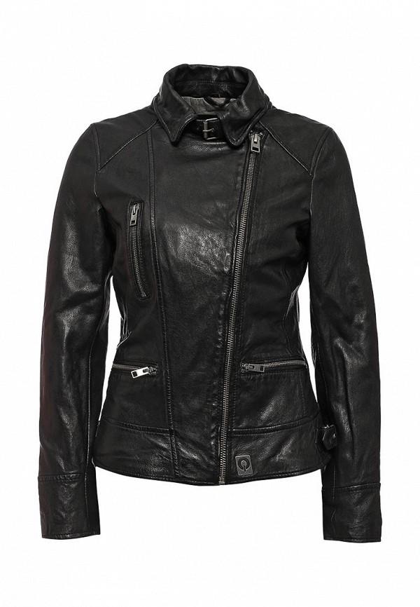купить Куртка кожаная Oakwood Oakwood OA002EWJJJ99 дешево
