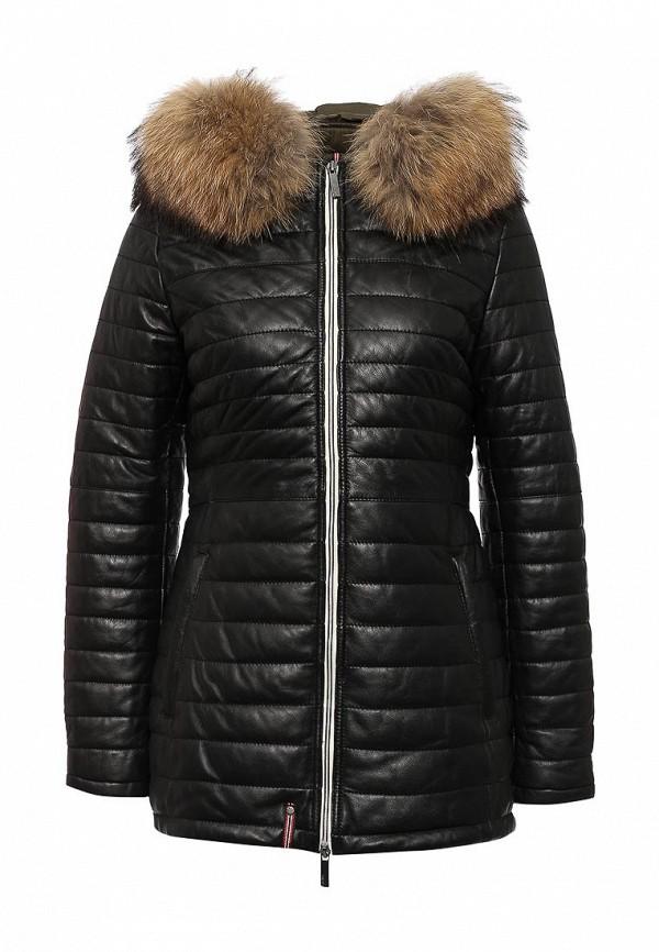 Куртка кожаная Oakwood