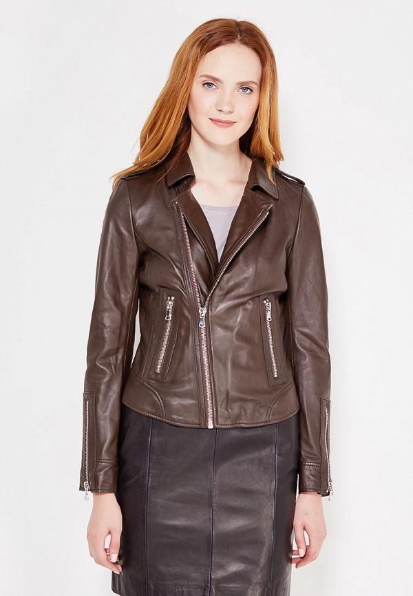 купить Куртка кожаная Oakwood Oakwood OA002EWWFF77 дешево