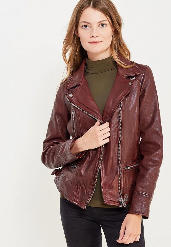купить Куртка кожаная Oakwood Oakwood OA002EWWFF80 дешево