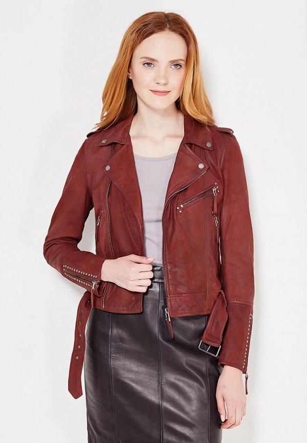 купить Куртка кожаная Oakwood Oakwood OA002EWWFF81 дешево