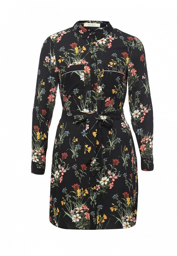 цена  Платье Oasis Oasis OA004EWRVM32  онлайн в 2017 году
