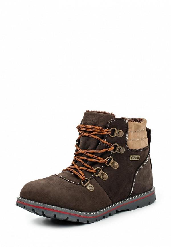 Ботинки для мальчиков Obba 1060102