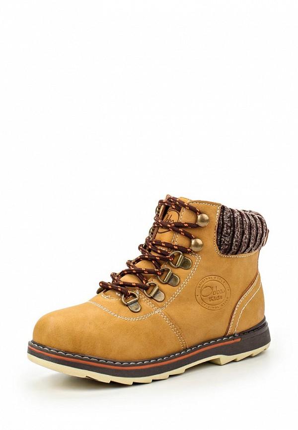 Ботинки для мальчиков Obba 113135