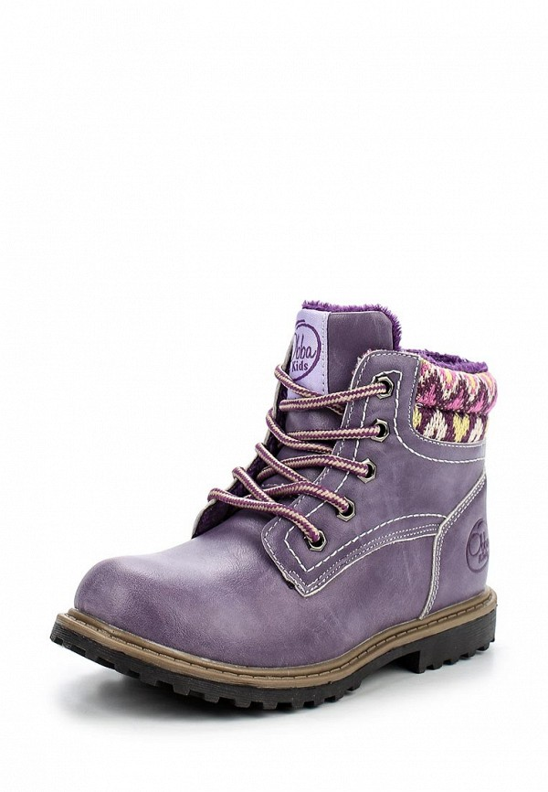 Ботинки для девочек Obba 58111117