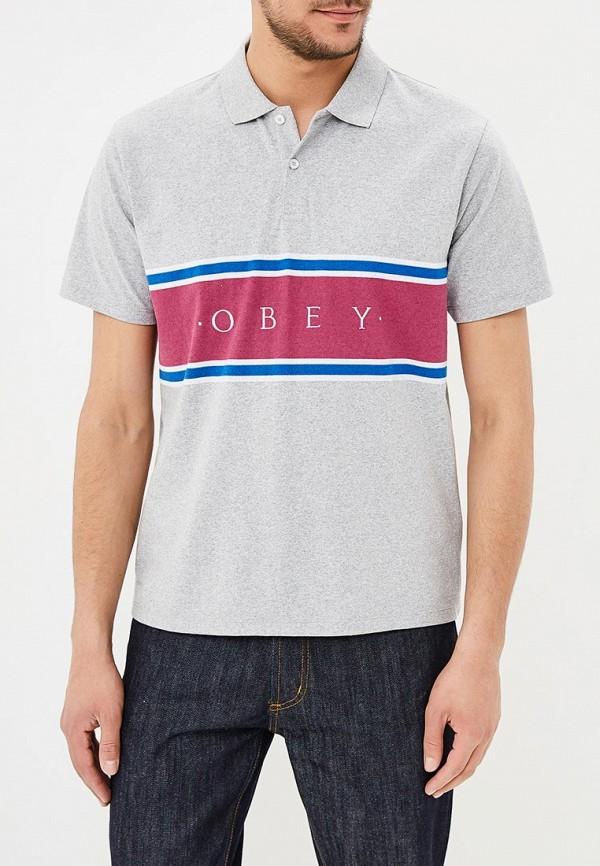 Поло Obey Obey OB006EMAFKD0 sir raymond tailor поло sir raymond tailor si5597247 yellow