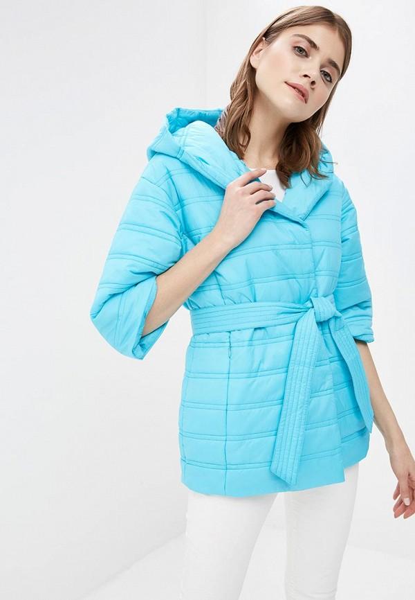 Куртка утепленная Odri Mio Odri Mio OD006EWAQOU3 плащи odri mio плащ
