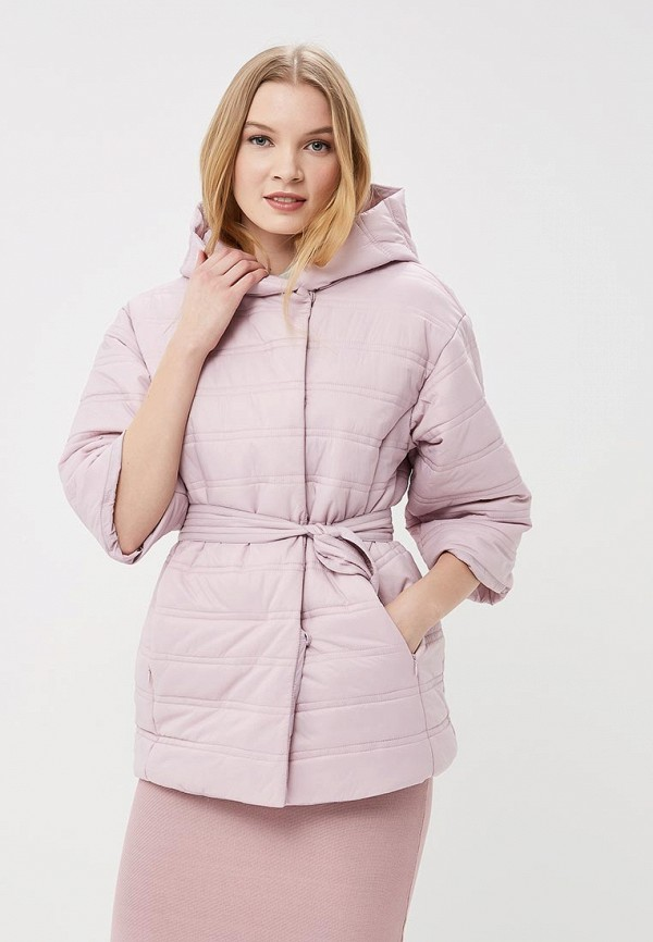 Куртка утепленная Odri Mio Odri Mio OD006EWAQOU4 плащи odri mio плащ