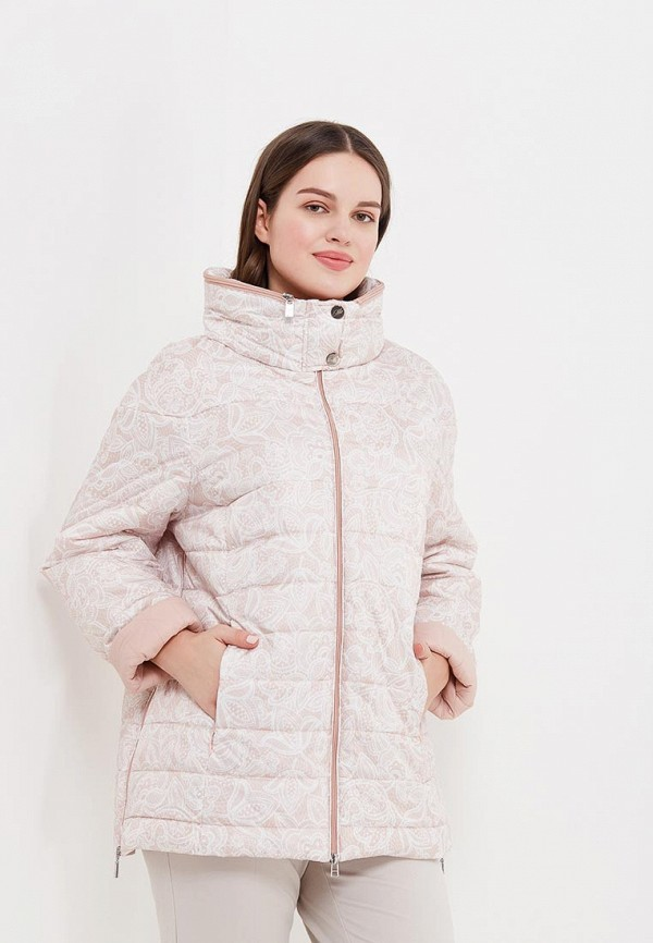 Куртка утепленная Odri Mio Odri Mio OD006EWAQOV0 плащи odri mio плащ