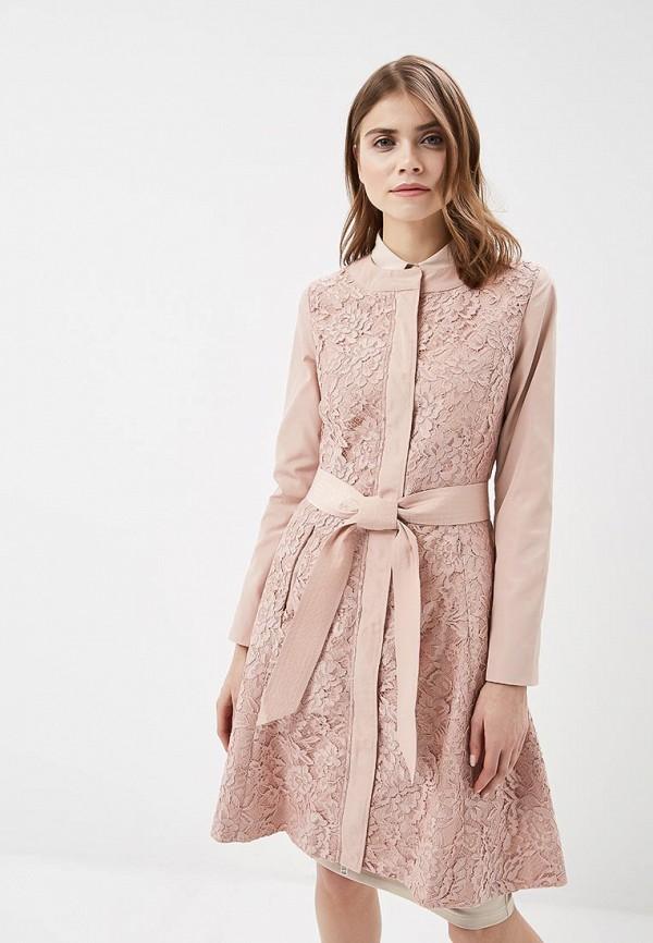 Плащ Odri Mio Odri Mio OD006EWAQOW7 повседневное платье с аппликацией yumi повседневное платье с аппликацией