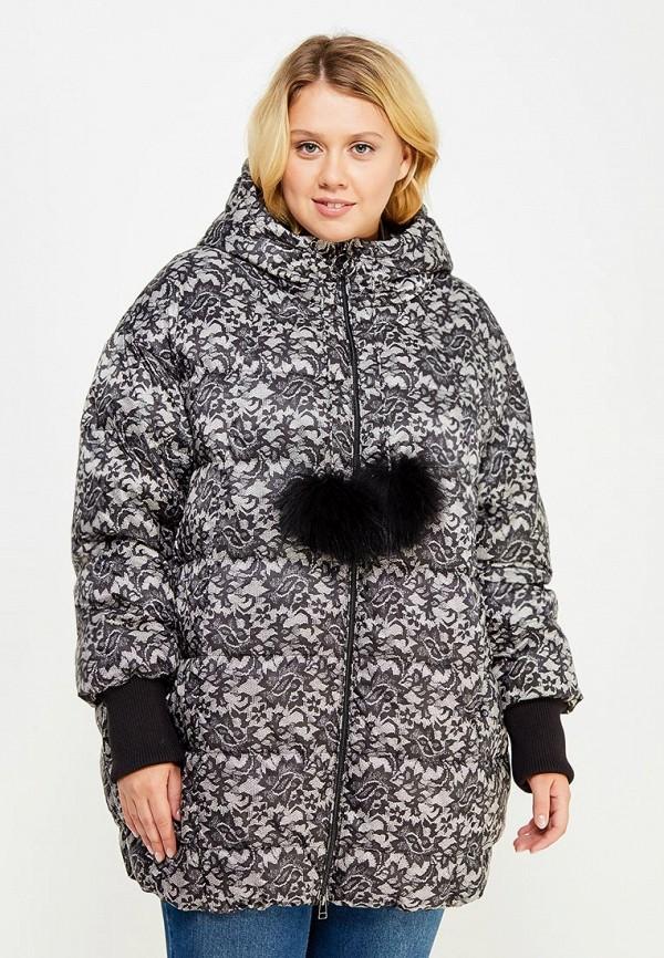 Куртка утепленная Odri Mio Odri Mio OD006EWWKL36 плащ odri mio odri mio od006ewrrf68