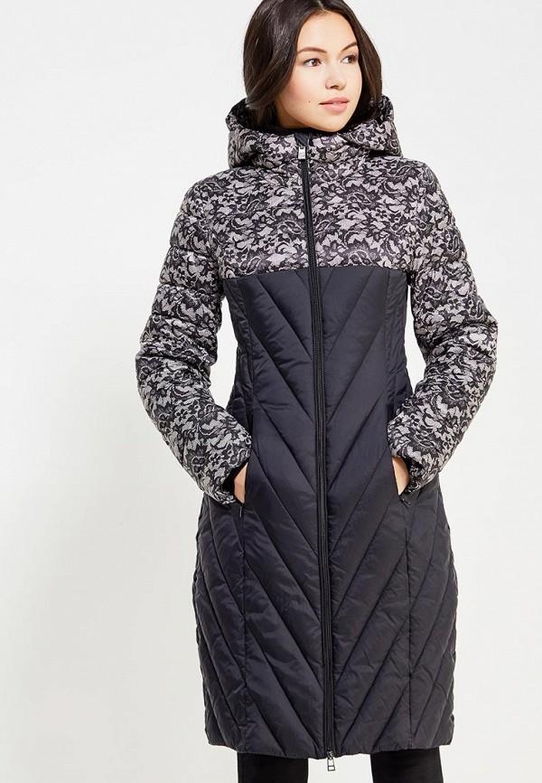 Куртка утепленная Odri Mio Odri Mio OD006EWWKL43 плащи odri mio плащ