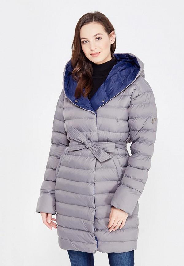 Куртка утепленная Odri Mio Odri Mio OD006EWWKL57 плащи odri mio плащ