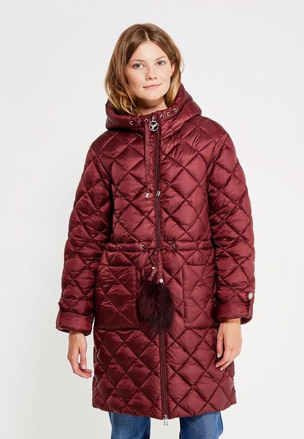 цена Куртка утепленная Odri Mio Odri Mio OD006EWWKL83 онлайн в 2017 году