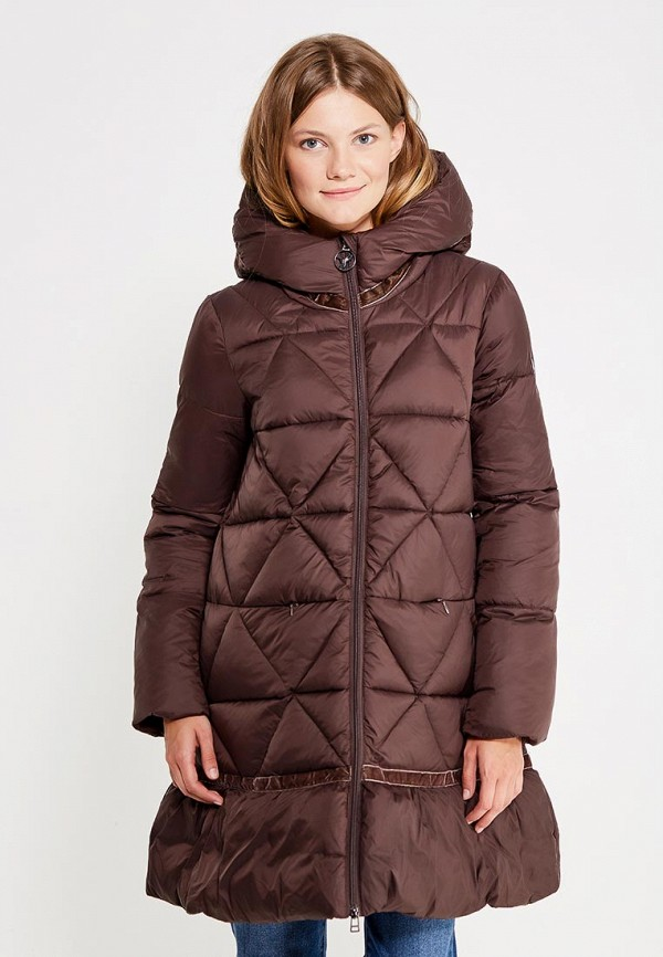 Куртка утепленная Odri Mio Odri Mio OD006EWWKL94 плащ odri mio odri mio od006ewrrf68