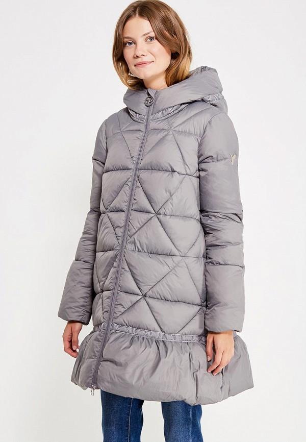 Куртка утепленная Odri Mio Odri Mio OD006EWWKL95 плащи odri mio плащ