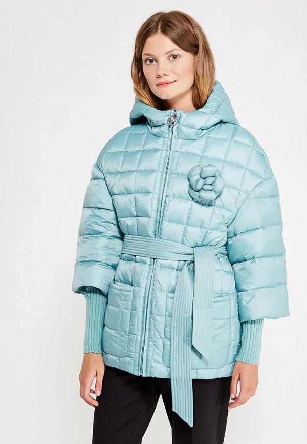 Куртка утепленная Odri Mio Odri Mio OD006EWWKM22 нашествие дни и ночи