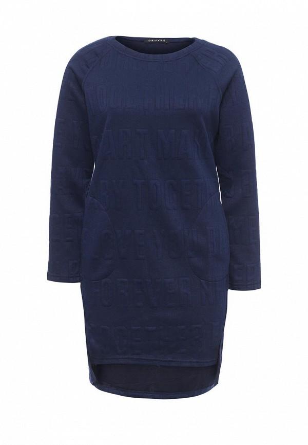 Платье-мини Oeuvre H634028