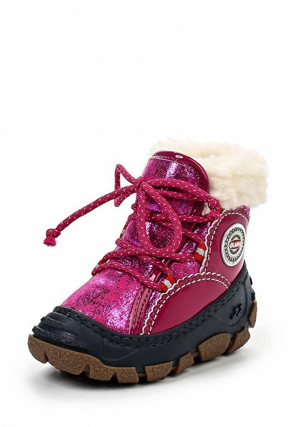 Ботинки для девочек Olang PANDA